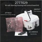 Minn Kota Trolling Motor Part - STEERING HSG ASSY 36V ST - 2777029