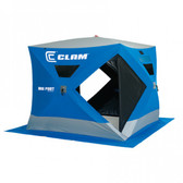 Clam Big Foot XL 2000 Hub Ice Fishing Shelter