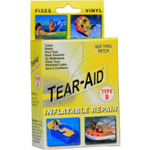 Tear Aid Yellow Inflatable Repair Kit - Type B