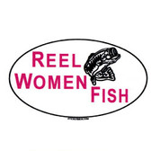 Decal - Reel Women Fish