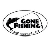 Decal - Gone Fishing