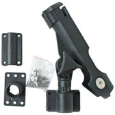 Eagle Claw Boat Rod Holder with 3 Adaptors