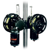 Big Jon Electric Planer Reels - Dual Remote