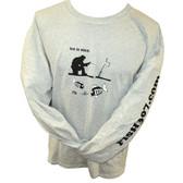 FISH307.com Ice is Nice Long Sleeve Cotton T-Shirts - 2014/15