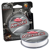 Berkley NanoFil Uni-Filament Fishing Line - 150 Yard - Clear Mist