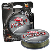 Berkley NanoFil Uni-Filament Fishing Line - 150 Yard - Lo Vis Green