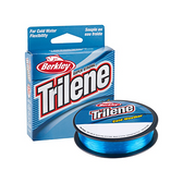 Berkley Trilene® Cold Weather Fishing Line - 110 Yard - Electric Blue