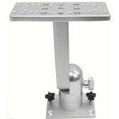 "Traxstech 8"" Electronics Mount With Lift & Turn"