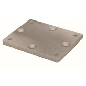 "Traxstech 3"" X 4"" Boat Mount Plate"