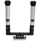 Traxstech Double Lift & Turn Rod Holder With Base To Slide In Track