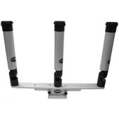 Traxstech Triple Lift & Turn Rod Holder With Base To Slide In Track