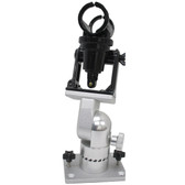 Traxstech 3'' Tall Adj Arm With Lift & Turn Base With S-17 Rod Holder