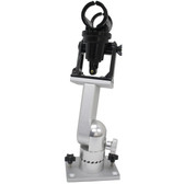 Traxstech 4'' Tall Adj Arm With Lift & Turn Base With S-17 Rod Holder