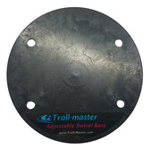 Troll-Master Seahorse Plate Cover Rectangle Pattern ~ For Penn Installation (Penn Part 239-620)
