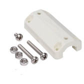 Scotty 242 Rod Holder Rail Mount Adapter - White