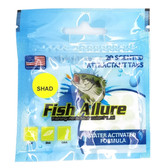 Fish Allure Scented Bait Tape Attractant - Shad