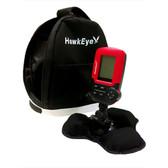 HawkEye FishTrax 1C IceShack Kit