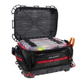 Plano KVD Signature Tackle Bag 3600 - Black\/Grey\/Red