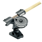Scotty 265 Fly Rod Holder with 241 Combination Side / Deck Mount
