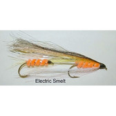 Streamer Fly -  Electric Smelt