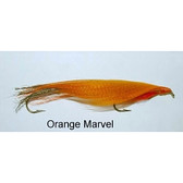 Streamer Fly -  Orange Marvel