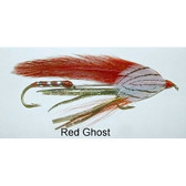 Streamer Fly -  Red Ghost