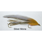 Streamer Fly -  Silver Mona