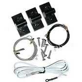 Pro-Troll Black Box Transom Mount Kit 1505