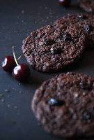 Vegan Gluten Free Devine Chocolate Jumbo Cookie - by PamelaWasabi