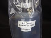 Acti-Camera - Black Dye Ink - Direct to Screen UV Blocking Fluid Black- 1 Liter