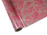 AMagic Textile Foil - PEAD01 Print Pattern Roses