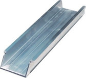 """Action Engineering - M&R Style Aluminum Pallet Bracket Extrusion, 16"""" Long"""