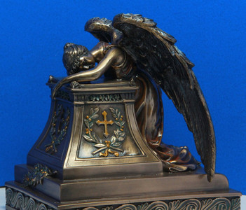BRONZE - MOURING ANGEL