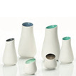 MOMENT Vases and Tea Lights by Zone.
