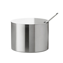 AJ Sugar Bowl in Stainless Steel by Stelton