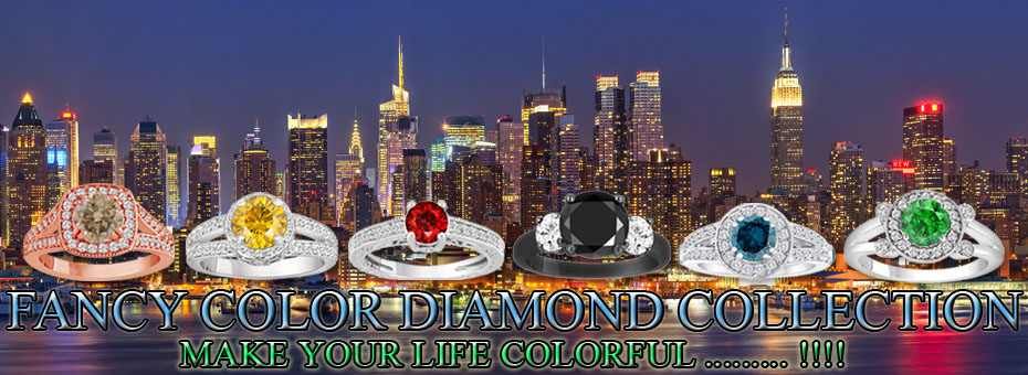 Fancy Color Diamond Collection