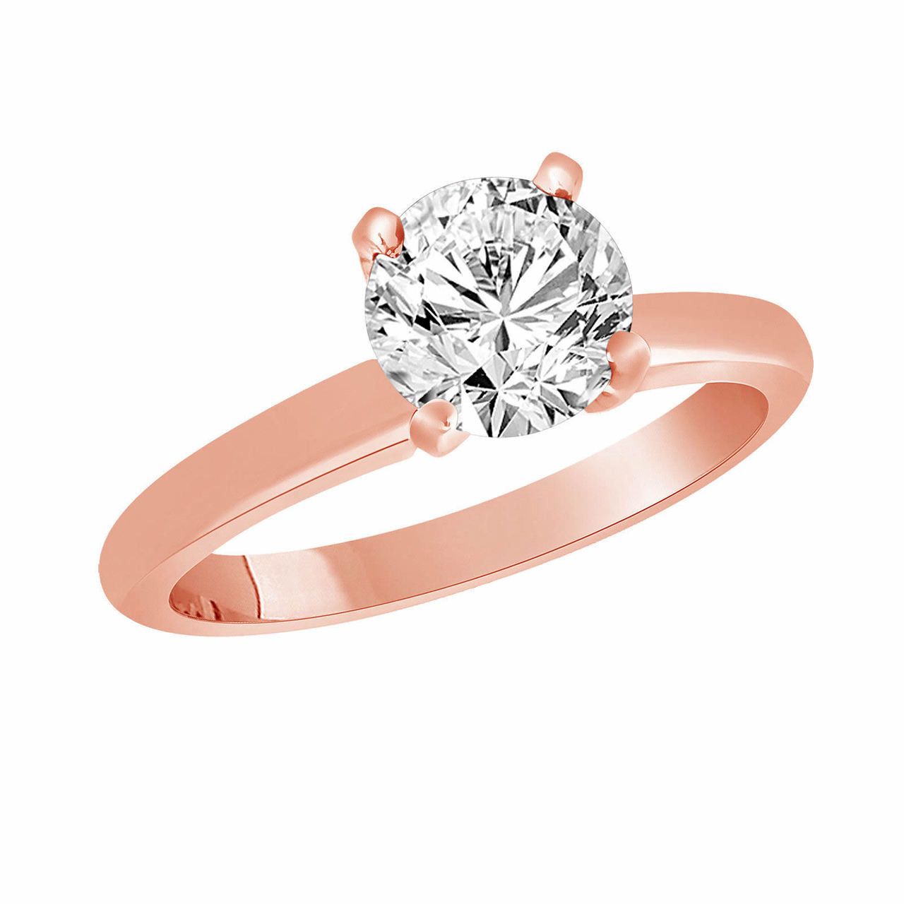 engagement solitaire rings ring diamond