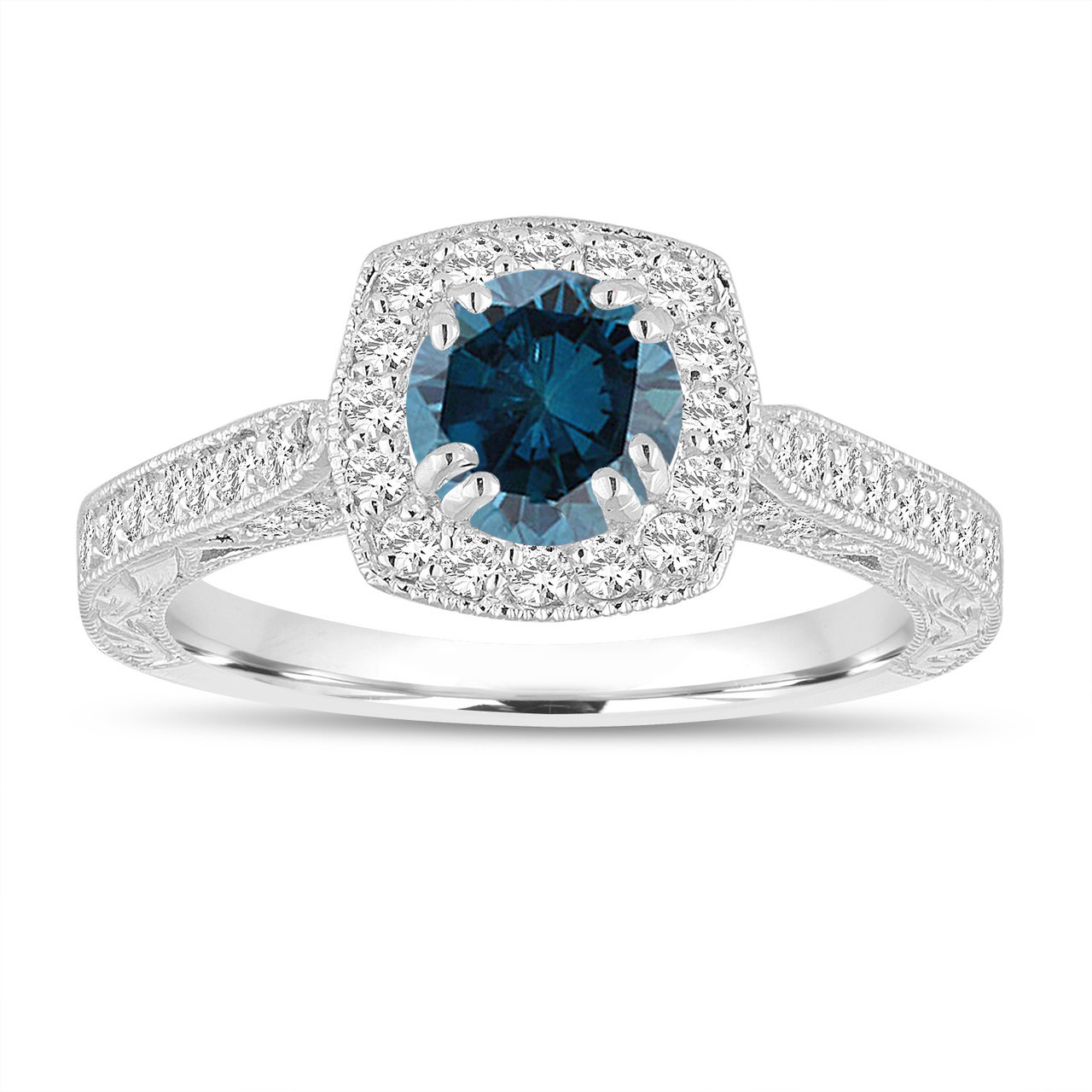 Fancy Blue Diamond Engagement Ring 116 Carat 14k White. Grecian Engagement Rings. Audrey Rose Rings. Trinity Rings. Month Day Wedding Rings. Fantastic Engagement Rings. Huge Engagement Rings. Two Life Engagement Rings. Sqaure Engagement Rings