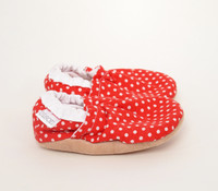 Minnie Bison Booties 12-18 months