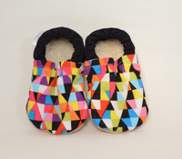 Prism Bison Booties 12-18 months