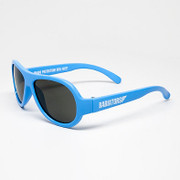 Beach Baby Blue Aviator Babiators Sunglasses