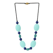 Tribeca Turquoise Chewbeads Necklace