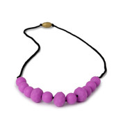 Chelsea Fuchsia Chewbeads Necklace