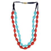 Astor Cherry Red Chewbeads Necklace