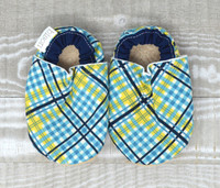 Henry Bison Booties 0-6 months