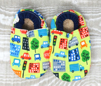 City Bison Booties 0-6 months