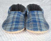 Frost Bison Booties Slippers