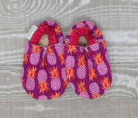 Pineapple Bison Booties 18-24 months