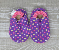 Lilac Love Bison Booties 18-24 months