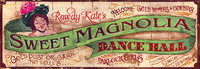 Vintage Signs - Kate's Dance Hall